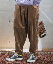 【rehacer(レアセル)】東炊き Tapered Corduroy Pants パンツ(01200500063)