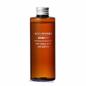 無印良品【NEW】 エイジングケア化粧水・高保湿タイプ200ml<エイジングケアシリーズ>
