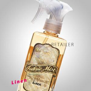 ♪#リネン 【SABON】 サボンファブリックミスト #リネン 350ml<リネン・掛け布・マットレス・クローゼット用><除菌・消臭スプレー><Linen>