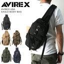 AVIREX/アビレックス/avirex/アヴィレックス・イーグル ボディバッグ【コンビニ受取対応商...