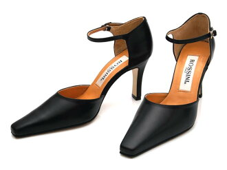 ☆21.Ankle strap /8cm heel of the separate that the ♪【 ROSSINI 】 beauty that I can make to 5cm - 25.5cm even if ☆ is out of stock shows