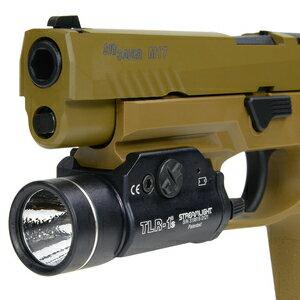 STREAMLIGHT 武器燈與 TLR 1 s 頻閃燈 | 戰術的輕型武器光和鐳射光手槍光 Streamlight