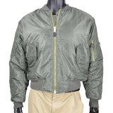 Rothco MA-1 フライトジャケット [ セージグリーン / Mサイズ ] ロスコMA-1 MA-1低価格