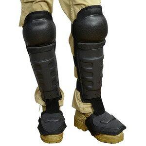 大馬士革護膝硬殼 Shin 守衛帝國的 m/l 大小 DSG-100MD-LG 大馬士革 nipat 膝蓋上熱心支援者需要護膝奈