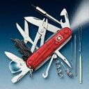 VICTORINOX アーミーナイフ サイバーツール ライト付 | Victorinox ツールナイフ マルチツール 十徳ナイフ キャンピングナイフ 万能ナイフ
