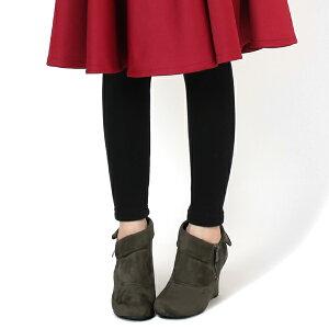ウエッジソールのブーティー◆ff152◆(オークグレー灰色ブラック黒)厚底大きいサイズ3L(25.0cm)までショートブーツ美脚歩きやすい安定感幅広で痛くないアンクル丈レディース靴大人