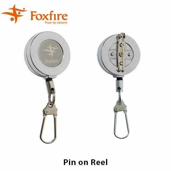 フォックスファイヤーFoxfireピンオンリールアクセサリー釣りフィッシングギアフィッシング男性用P