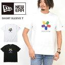 ショッピングTシャツ NEW ERA ニューエラ STAY FITTED 半袖 Tシャツ コットン 半T プリントTシャツ メンズ レディース ユニセックス 半袖Tシャツ 12325152 12325153