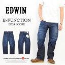 EDWIN エドウィン E-FUNCTION ルーズフィット ジーン