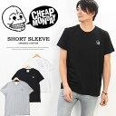 20%OFF セール SALE CHEAP MONDAY チープマンデー ワンポイント ロゴプリント 半袖 Tシャツ 半T メンズ レディース ユニセックス ロゴTシャツ カットソー インナー 0588063