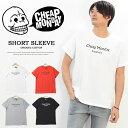 20%OFF セール SALE CHEAP MONDAY チープマンデー プリント 半袖 Tシャツ 半T メンズ レディース ユニセックス ロゴTシャツ カットソー インナー 0638599
