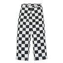 WEIRDO CHECKER - PANTS (BLACK) ウィアード チェッカー パンツ【GLADHAND/グラッドハンド】