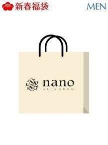 [Rakuten Fashion][2020新春福袋] MEN福袋 nano・universe nano・universe ナノユニバース その他 福袋【先行予約】*【送料無料】