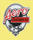 Aero Leather aeroleather sticker &quot;LOGO&quot;