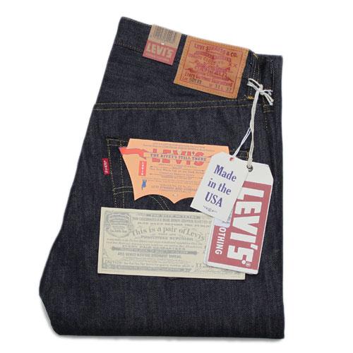 LEVI'S VINTAGE CLOTHING 501XX JEANS 1947 MODEL (47501-0117 RIGID) 【LVC正規取扱いリーバイスビンテージクロージング 米国製 1947モデル】