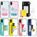Snoopy S3 Card Mirror Bumper/スヌーピー/IC/Suica/カード収納可能/iPhone/Galaxy ケース/カバー/スマホケース