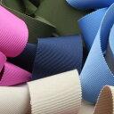 楽天リボンお取寄せ本舗リボン屋さんが作った ウェディングドレスに最適 ウェディング サッシュベルト グログラン 36mm巾 2メートル 結婚式 ブライダル