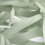 FUJIYAMA RIBBON エンブロイダリーリボン 3.5mm アイスグリーン 9.14M巻 手芸 服飾 ラッピング リボン刺繍