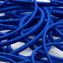 ストレッチコード ポリエステル 3mm ブルー 9.14M巻 手芸 服飾 ドローコード FUJIYAMA RIBBON