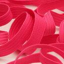 カラーコールゴム 約10mm ピンク 9.14M巻 手芸 服飾 ラッピング FUJIYAMA RIBBON