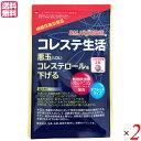 コレステ生活 62粒 DMJえがお生活 2袋セット コレステロール LDL サプリ 送料無料