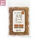 ショッピング玄米 大豆ミート 国産 大豆肉 オーサワの国内産大豆ミート(ひき肉風)100g 送料無料