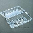 食品容器 フードパック(折蓋タイプ) H-2-A 中深 FP-15