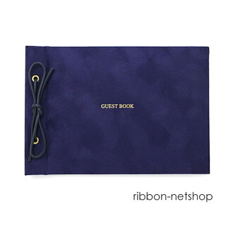 Guest book guest book Navy WE-GE-41