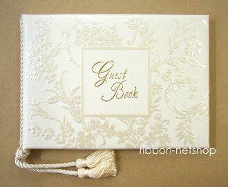 Guestbook (guest book ) Arabesque WE-GE-02