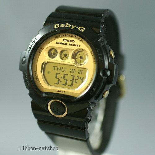 【送料無料】Baby-G 腕時計ベビーG ブラック×ゴールド BG-6901-1JF【_包装】【_メッセ入力】 カワイイWatch☆彡【Baby-G】腕時計贈り物 プレゼントにもオススメ♪