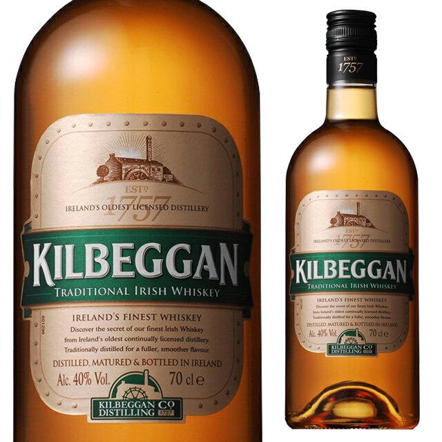 キルベガンアイリッシュウイスキー40度700mlウィスキーギフト洋酒お酒プレゼント女性誕生日プレゼン