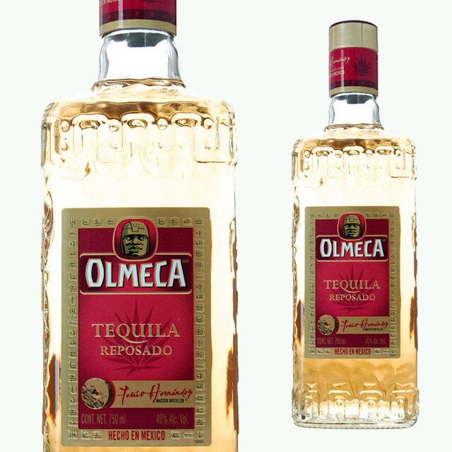 オルメカテキーラレポサドゴールド40度750ml箱なし結婚祝いお酒酒内祝いスピリッツテキーラ洋酒還暦