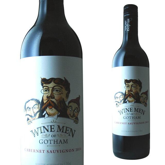 ワインメンオブゴッサムカベルネソーヴィニヨン750mlギフトお酒プレゼント誕生日プレゼント内祝い赤ワ