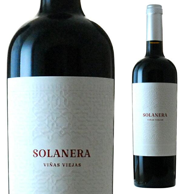 カスターリョ・ソラネラ750mlボデガス・カスターニョワイン結婚祝いギフトお酒内祝い赤ワイン手土産誕