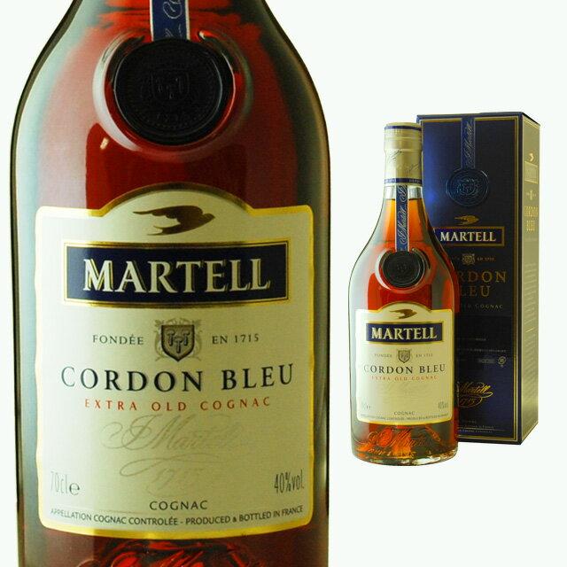 [箱入]マーテルコルドンブルー40度700ml結婚祝いお酒洋酒ギフト女性内祝い男性新築祝い退職祝い父