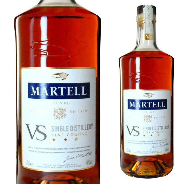 マーテルVSシングルディスティラリー40度700mlブランデーコニャック退職祝いお酒洋酒酒パーティー