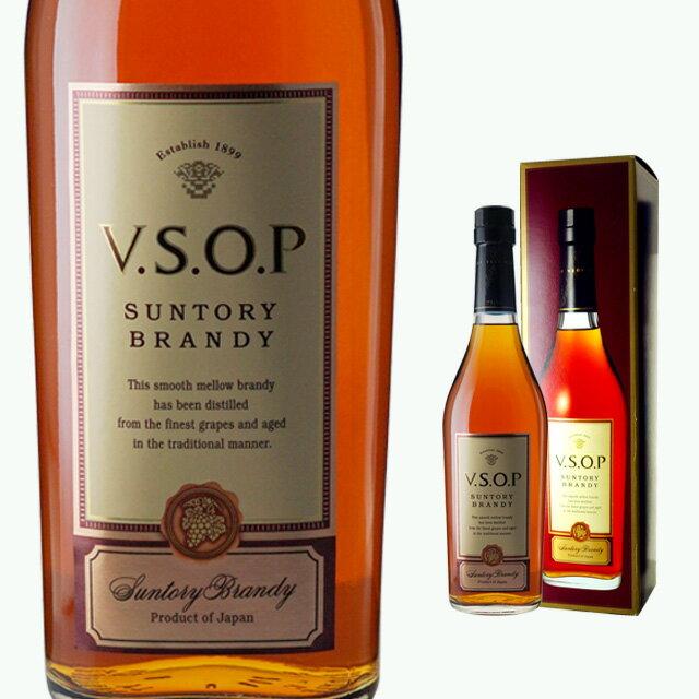 [箱入]サントリーVSOPスリム40度660mlブランデーギフトお酒プレゼント内祝い誕生日新築祝い退