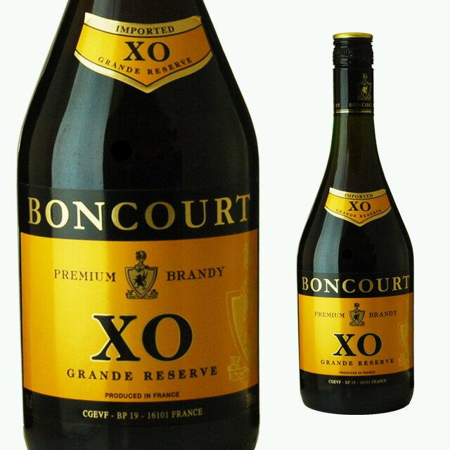 ボンクールXOフレンチブランデー40度750mlブランデーギフトお酒プレゼント女性内祝い誕生日退職新