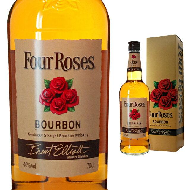 [箱入]フォアローゼス正規品40度700mlウィスキーバーボンバーボンウイスキーギフト洋酒お酒ウイス