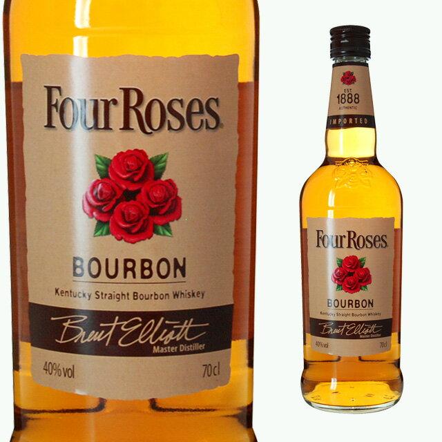 フォアローゼス正規品40度700mlウィスキーバーボンバーボンウイスキーギフト洋酒お酒ウイスキー誕生