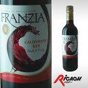 【ワンコイン】 フランジア 赤 720ml(ギフト 酒 白 お酒 フランジア アメリカ カリフォルニア)【ワインならリカオー】