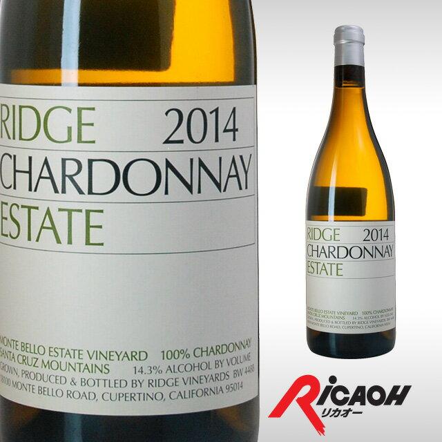 リッジシャルドネエステート20142015750mlワイン結婚祝いギフトお酒プレゼント女性酒内祝い白