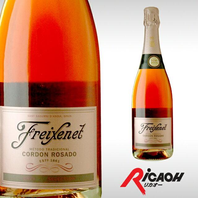 フレシネ セミセコ ロゼ 750ml 【 ワイン...の商品画像