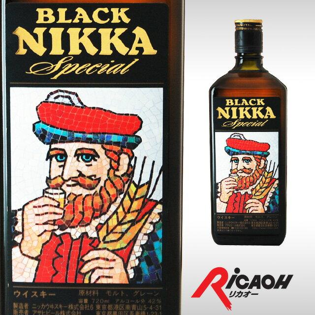 ブラックニッカスペシャル720mlウィスキーギフトお酒プレゼント女性誕生日プレゼント内祝い日本ニッカ