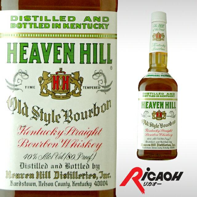 ヘブンヒルオールドスタイル40度700mlウィスキーバーボンバーボンウイスキーギフト洋酒お酒お中元プ