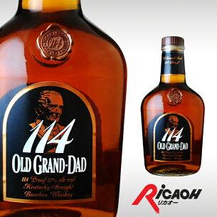 オールドグランダッド ウィスキー バーボンウイスキー プレゼント