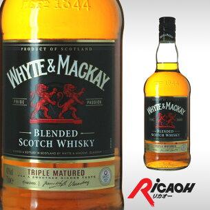 ホワイト マッカイ スペシャル スコッチ ウイスキー ウィスキー プレゼント
