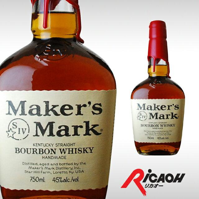 メーカーズマークレッドトップ45度700mlウィスキーお酒バーボンウイスキーバーボンギフト洋酒ホワイ