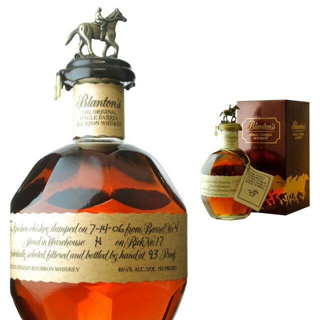 [箱入]ブラントン465度750mlお酒洋酒手土産ウィスキーバーボンバーボンウイスキー退職お礼彼氏彼