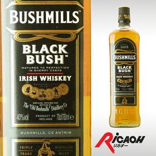 ブラック ブッシュ アイリッシュ ウイスキー ディナー ウィスキー パーティ プレゼント
